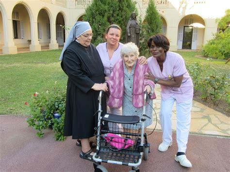 maison des petites soeurs des pauvres photo en visite hier la maison de retraite des petites