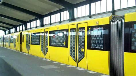 überseequartier U Bahn by Exclusive U Bahn Metro In Berlin Germany 2011