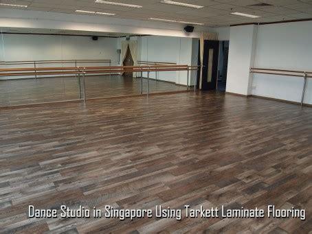type  flooring suitable  dance studio evorich