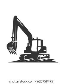 similar images stock  vectors  construction equipment collection white background
