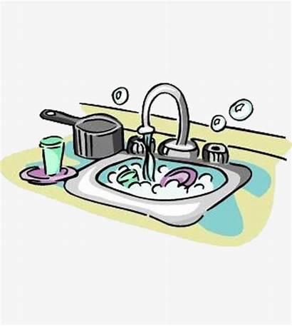 Dishwashing Clipart Clean Living Foam Water Pngtree