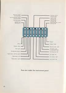 1962 Beetle Fuse Box by Thesamba Type 1 Wiring Diagrams
