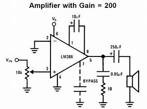 Ic Lm386 Datasheet Explained In Simple Words