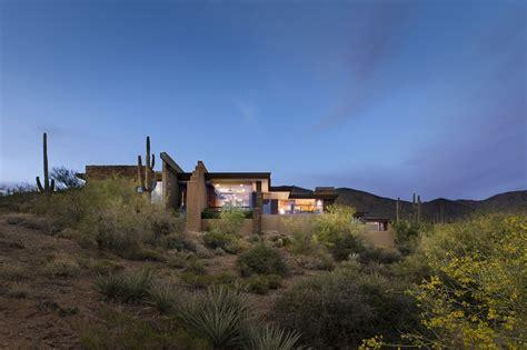 modern home  mountain views  scottsdale arizona