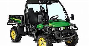 John Deere Xuv 825i Gator Utility Vehicle Repair Service Technical Manual Tm107119