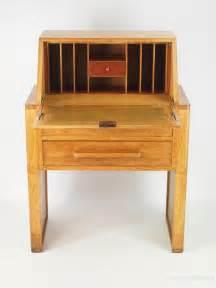 deco bureau small deco oak bureau antiques atlas