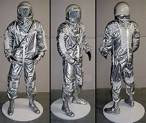 Mercury Space Suit (page 4) - Pics about space
