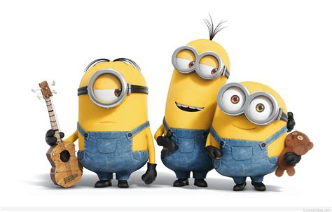 Minions Animated Wallpaper - new image with new minions
