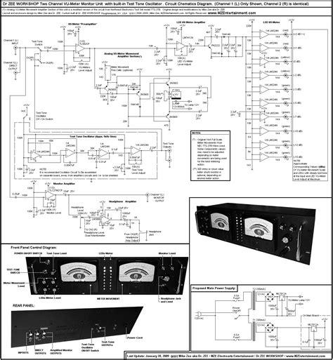 esr meter analog mze electroarts entertainment mzentertainment dr
