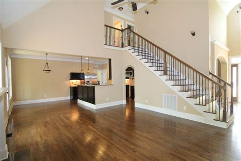 Main Floor Master Home Plan ? Triangle Home Builders