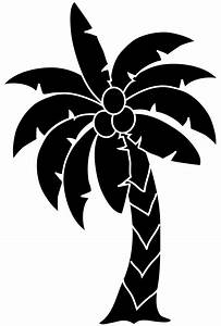 Palm tree clipart free free clipart images 2 - Clipartix