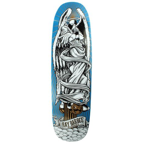 Barbee Deck Element by Element Barbee Ascension Skateboard Deck Evo Outlet