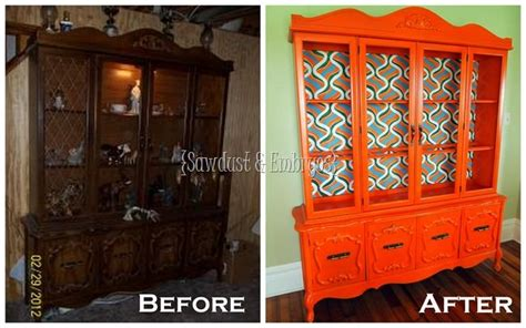 China Cabinet Transformation! {guestpost By Sawdust And Embryos} Diy Clay Jewelry Sheetrock Repair Copper Plating Save The Date Cards Templates Gopro Slider Plate Stand Clothing Label Unique Wedding Favors