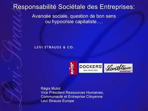si鑒e social entreprise responsabilite sociale des entreprises lsco version