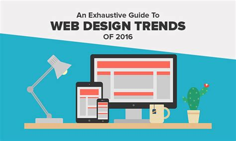 An Exhaustive Guide To The Web Design Trends Of 2016