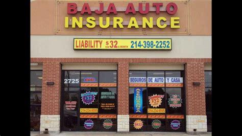 baja insurance auto insurance in dallas best auto insurance in dallas
