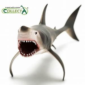 Great white shark toys