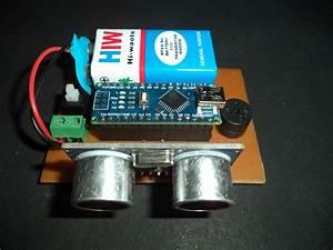 Ultrasonic Blind Walking Stick Using Arduino