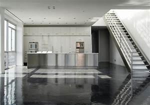 Concrete In Interior Design - Destination Living