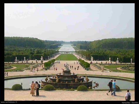 giardini versailles palazzo di versailles guida e opere d arte settemuse it