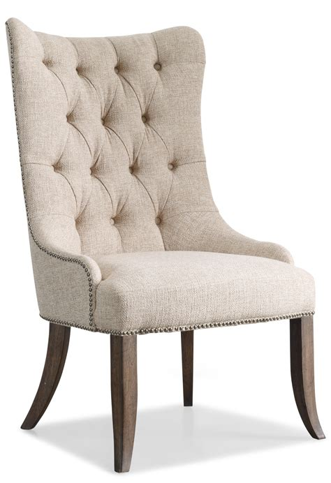 furniture rhapsody transitional button tufted
