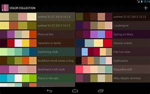 Color, Collection, Palettes, U00bb, Apk, Thing
