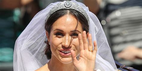 meghan markle royal wedding day hair wedding hair