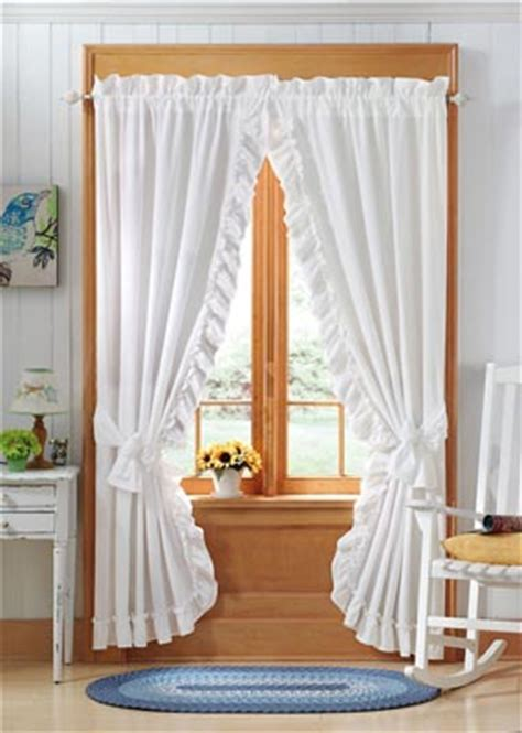 Priscilla Curtains For Living Room by Priscilla Country Curtains Curtains Blinds