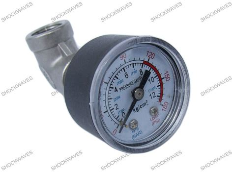 Measure pump dispensing pressure right at the group head. LOW COST Portafilter Pressure Gauge Tester Coffee Espresso Machine for Gaggia | eBay