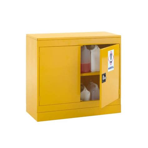 Coshh Cupboard by Coshh Liquid Storage Cupboard 700 X 900 X 460 Coshh