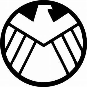 Marvel - The Avengers Shield Logo - Vinyl Car Window and ...