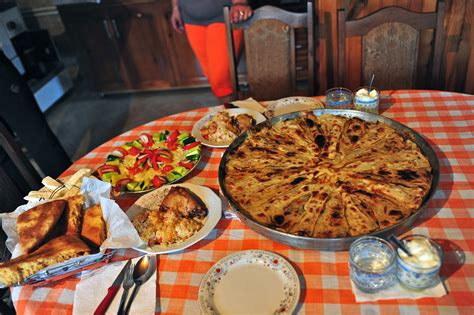 cuisine tradition merlin and kosovar food