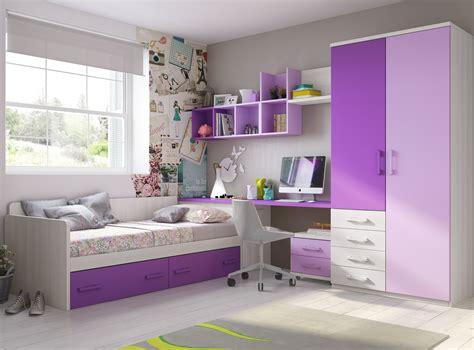 chambre d ados cuisine chambre ado fille avec armoire courbe pratique