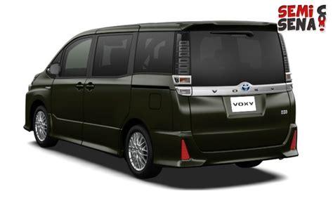 Gambar Mobil Gambar Mobiltoyota Voxy by Harga Toyota Voxy Review Spesifikasi Gambar 2018 Sudah