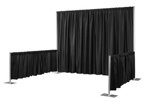 Rent Pipe And Drape - event accessories rentals audio visual rentals speakers