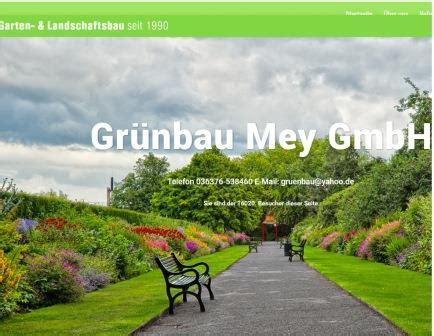 Sedlmeier Garten Landschaftsbau Bad Essen by Garten Und Landschaftsbau Gr 252 Nbau Mey Gmbh In Gangloffs 246 Mmern