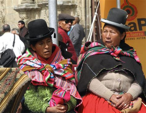 bolivian indigenous people statistically