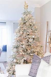20, Unique, Rose, Gold, Christmas, Decorations