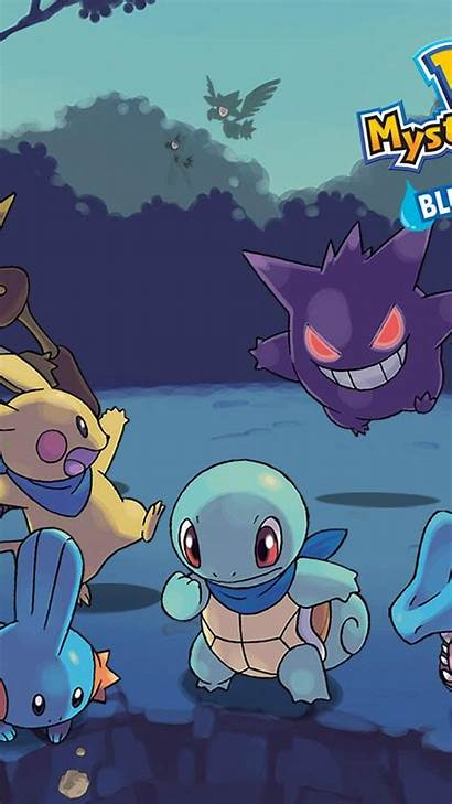 Pokemon Iphone Wallpapers Squirtle Gengar 3d Mobile