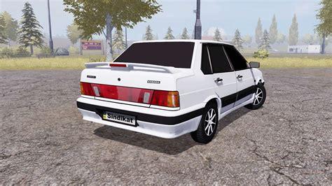Lada Samara (2115) For Farming Simulator 2013