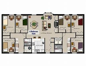 4 bedroom apartment floor plans brucallcom With luxury 4 bedroom apartment floor plans
