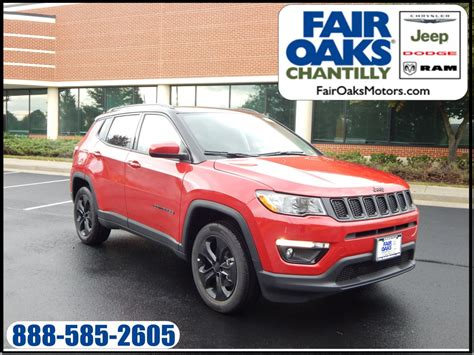 Fair Oaks Chrysler by Featured New Vehicles Chantilly Near Arlington Va