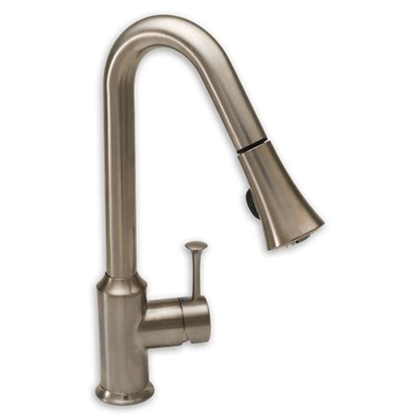 pekoe 1 handle pull high arc kitchen faucet