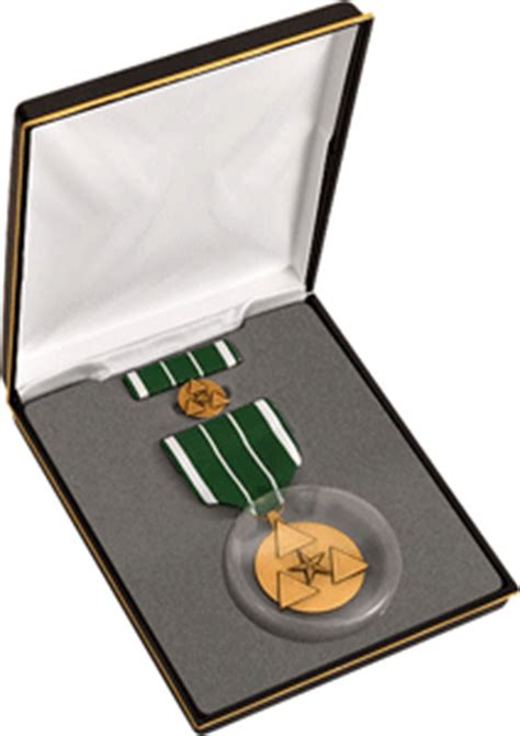 army commanders award  civilian service medal