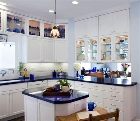 blue countertop kitchen ideas kendall charcoal kitchen island quicua com