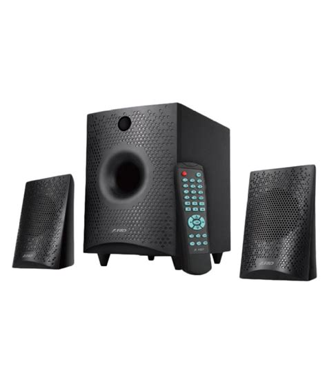 f d speaker f690 1 on f d f210x 2 1 bluetooth speakers black on