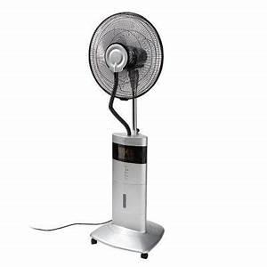 Ventilateur Brumisateur Sur Pied : ventilateur castorama ~ Melissatoandfro.com Idées de Décoration