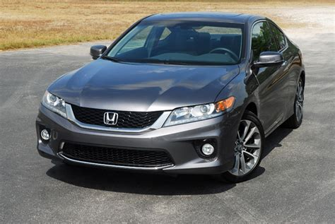 2013 Honda Accord Ex-l V6 Coupe 6-speed Manual Review