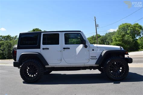 suv jeep white 2016 jeep wrangler suv for sale 1472 dyler