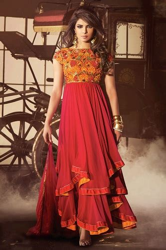 Boat Neck Indian Suits by 9 New And Stylish Boat Neck Salwar Designs Styles At